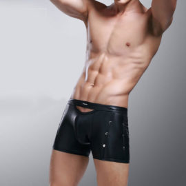 Arigreben Rivet Trunks Black