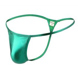 Fankazi Malibu String Thong Green